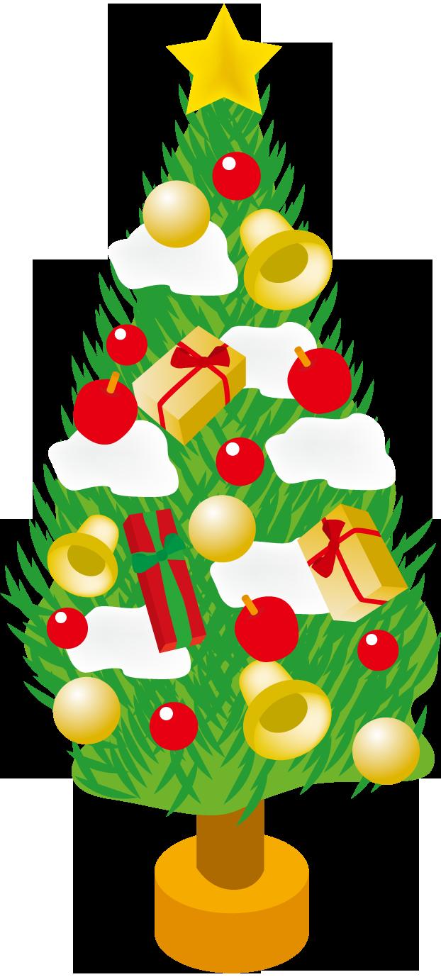 クリスマスのフリー素材 ダウンロード09【素材っち】