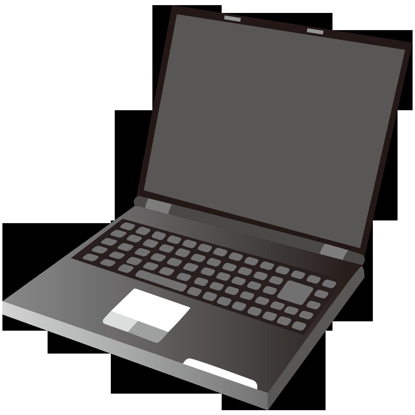 pc、パソコンのイラスト・フリー素材|ダウンロード01【素材っち】
