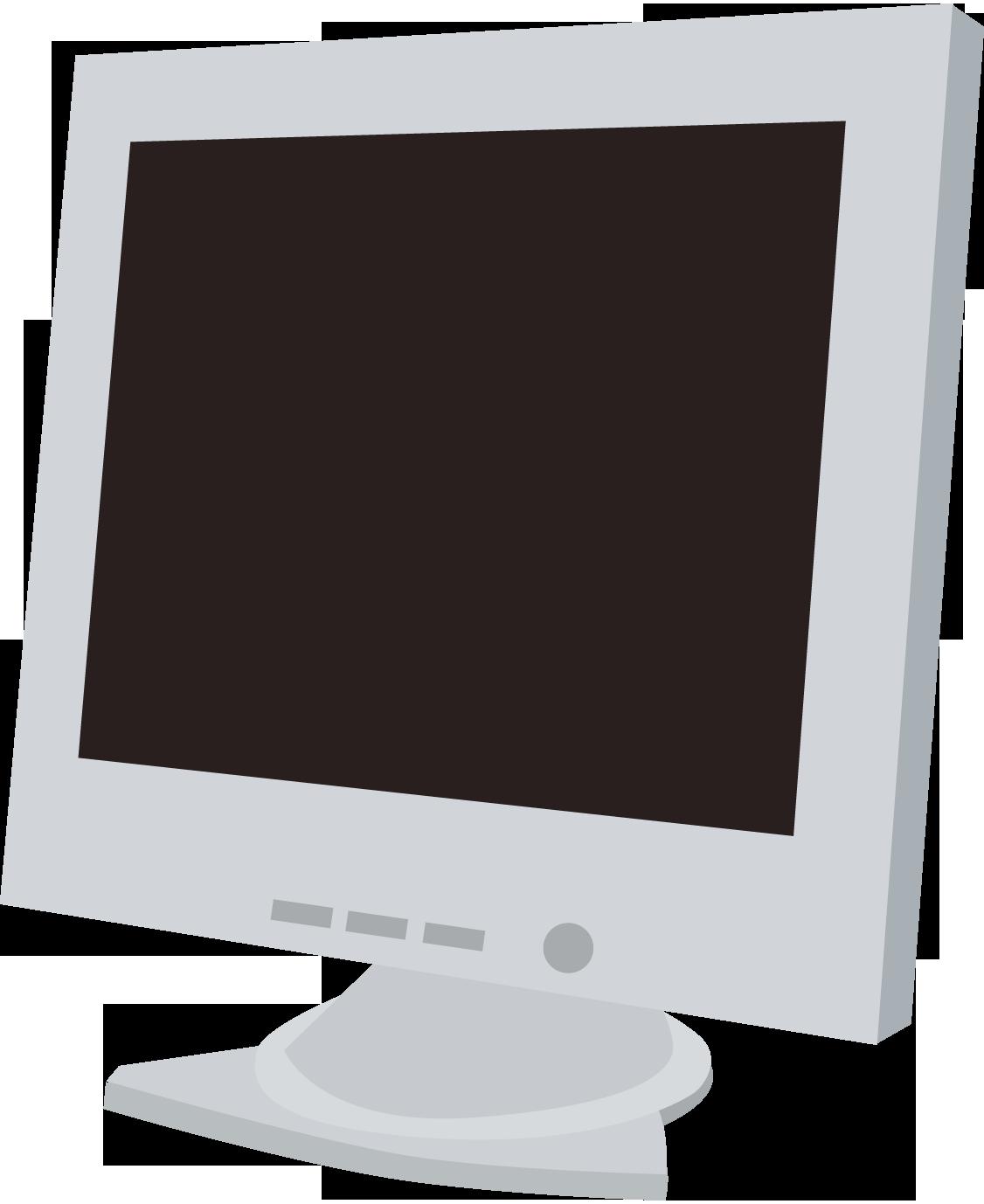 pc、パソコンのイラスト・フリー素材|ダウンロード02【素材っち】