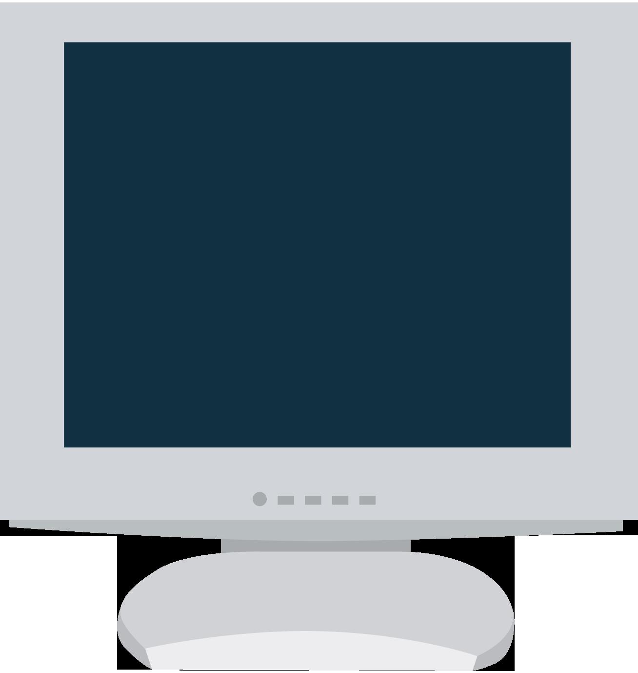 pc、パソコンのイラスト・フリー素材|ダウンロード03【素材っち】
