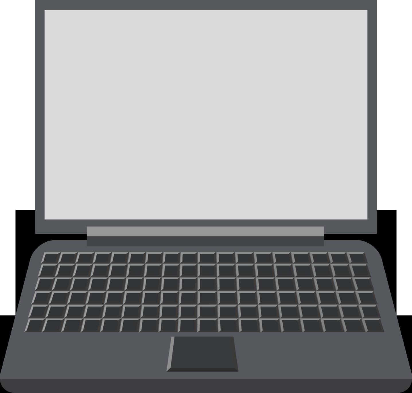 pc、パソコンのイラスト・フリー素材|ダウンロード08【素材っち】