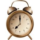 時計のイラスト フリー素材(無料ダウンロード08)