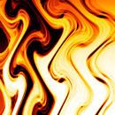 炎のフリー画像(無料ダウンロード02)
