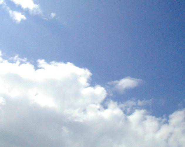 空 写真-02(フリー素材)