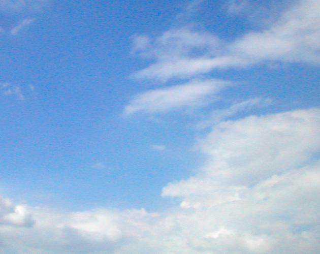 空 写真-05(フリー素材)