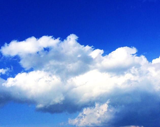 空 写真-08(フリー素材)