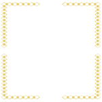 囲み枠・フレームのイラスト(無料ダウンロード03)