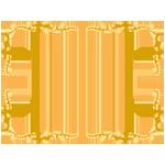 囲み枠・フレームのイラスト(無料ダウンロード04)
