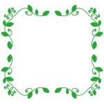 囲み枠・フレームのイラスト(無料ダウンロード08)