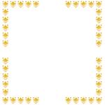 囲み枠・フレームのイラスト(無料ダウンロード23)